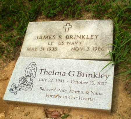 BRINKLEY, THELMA G - Craighead County, Arkansas | THELMA G BRINKLEY - Arkansas Gravestone Photos