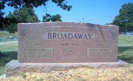 BROADAWAY, HILDA FLORA - Craighead County, Arkansas | HILDA FLORA BROADAWAY - Arkansas Gravestone Photos