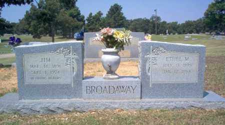 "BROADAWAY, JAMES W ""JIM"" - Craighead County, Arkansas 