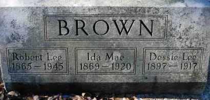 BROWN, IDA MAE - Craighead County, Arkansas | IDA MAE BROWN - Arkansas Gravestone Photos