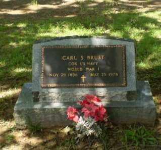 BRUST (VETERAN WWI), CARL - Craighead County, Arkansas   CARL BRUST (VETERAN WWI) - Arkansas Gravestone Photos