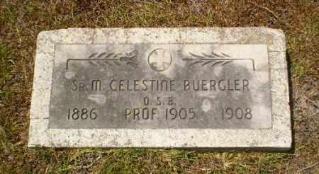 BUERGLER, SISTER M. CELESTINE - Craighead County, Arkansas | SISTER M. CELESTINE BUERGLER - Arkansas Gravestone Photos