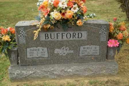 BUFFORD, MYRTLE O - Craighead County, Arkansas | MYRTLE O BUFFORD - Arkansas Gravestone Photos