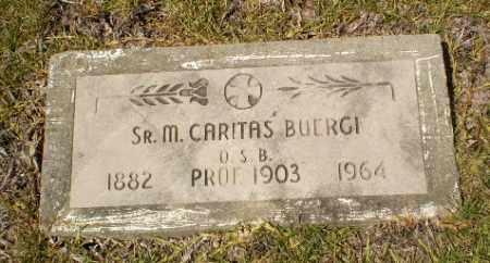 BULRGI, SISTER M. CARITAS - Craighead County, Arkansas | SISTER M. CARITAS BULRGI - Arkansas Gravestone Photos