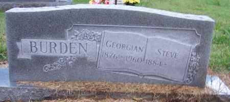 BURDEN, STEVE - Craighead County, Arkansas | STEVE BURDEN - Arkansas Gravestone Photos