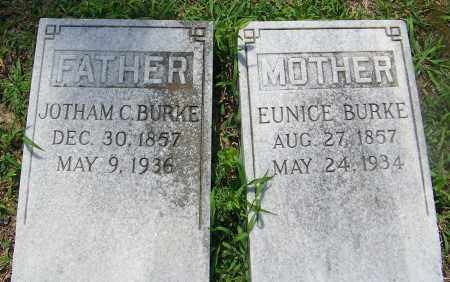 BURKE, JOTHAM C. - Craighead County, Arkansas | JOTHAM C. BURKE - Arkansas Gravestone Photos