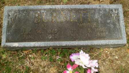 BURNETT, MINNIE - Craighead County, Arkansas | MINNIE BURNETT - Arkansas Gravestone Photos