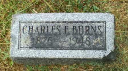 BURNS, CHARLES E - Craighead County, Arkansas | CHARLES E BURNS - Arkansas Gravestone Photos