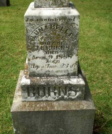 BURNS, LUNA BELLE - Craighead County, Arkansas | LUNA BELLE BURNS - Arkansas Gravestone Photos