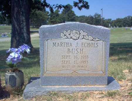 BUSH, MARTHA J - Craighead County, Arkansas | MARTHA J BUSH - Arkansas Gravestone Photos