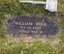 BYRD (VETERAN WWII), WILLIAM - Craighead County, Arkansas | WILLIAM BYRD (VETERAN WWII) - Arkansas Gravestone Photos