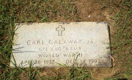 CALAWAY, JR  (VETERAN WWII), CARL - Craighead County, Arkansas | CARL CALAWAY, JR  (VETERAN WWII) - Arkansas Gravestone Photos