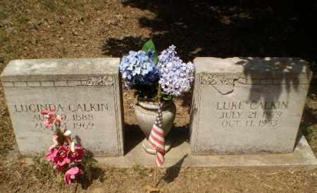 CALKIN, LUKE - Craighead County, Arkansas | LUKE CALKIN - Arkansas Gravestone Photos