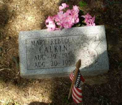 CALKIN, MARY REBECCA - Craighead County, Arkansas | MARY REBECCA CALKIN - Arkansas Gravestone Photos