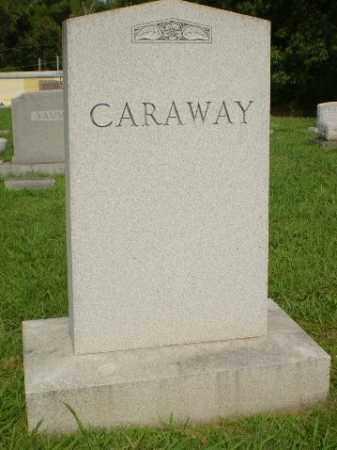 CARAWAY FAMILY STONE,  - Craighead County, Arkansas |  CARAWAY FAMILY STONE - Arkansas Gravestone Photos