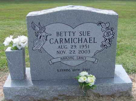 CARMICHAEL, BETTY SUE - Craighead County, Arkansas | BETTY SUE CARMICHAEL - Arkansas Gravestone Photos