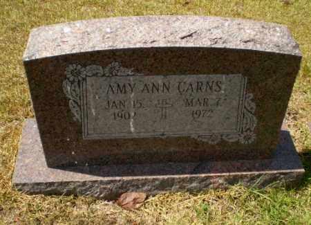 CARNS, AMY ANN - Craighead County, Arkansas | AMY ANN CARNS - Arkansas Gravestone Photos