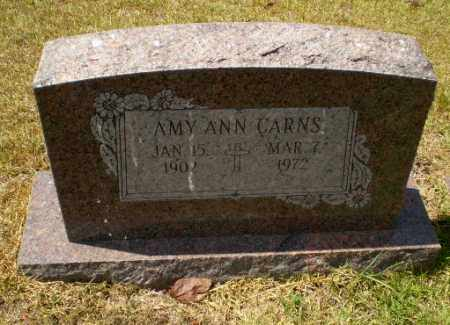 CARNS, AMY ANN - Craighead County, Arkansas | AMY ANN CARNS - Arkansas Gravestone Photos