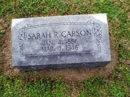 CARSON, SARAH - Craighead County, Arkansas | SARAH CARSON - Arkansas Gravestone Photos