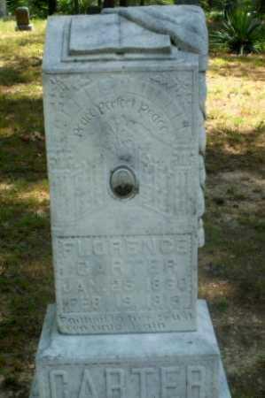 CARTER, FLORENCE - Craighead County, Arkansas | FLORENCE CARTER - Arkansas Gravestone Photos