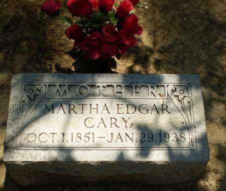 CARY, MARTHA - Craighead County, Arkansas | MARTHA CARY - Arkansas Gravestone Photos