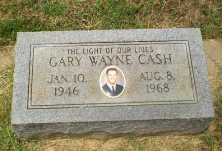 CASH, GARY WAYNE - Craighead County, Arkansas   GARY WAYNE CASH - Arkansas Gravestone Photos