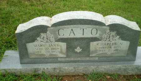 CATO, CHARLES W - Craighead County, Arkansas   CHARLES W CATO - Arkansas Gravestone Photos
