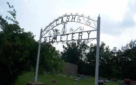 *CEMETERY, CASH - Craighead County, Arkansas | CASH *CEMETERY - Arkansas Gravestone Photos
