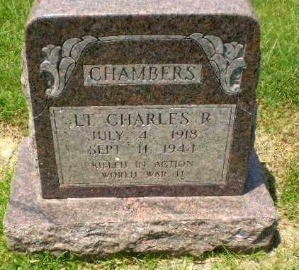 CHAMBERS (VETERAN WWII, KIA), CHARLES R - Craighead County, Arkansas | CHARLES R CHAMBERS (VETERAN WWII, KIA) - Arkansas Gravestone Photos