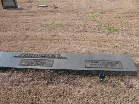 CATHRIGHT CHIPMAN, BOBBIE - Craighead County, Arkansas | BOBBIE CATHRIGHT CHIPMAN - Arkansas Gravestone Photos