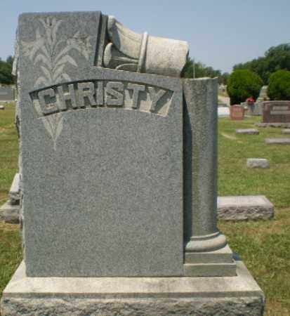 CHRISTY FAMILY, MONUMENT - Craighead County, Arkansas | MONUMENT CHRISTY FAMILY - Arkansas Gravestone Photos
