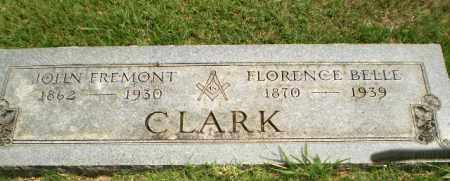 CLARK, FLORENCE BELLE - Craighead County, Arkansas   FLORENCE BELLE CLARK - Arkansas Gravestone Photos