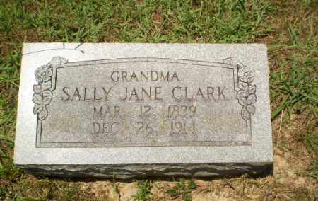 CLARK, SALLY JANE - Craighead County, Arkansas | SALLY JANE CLARK - Arkansas Gravestone Photos