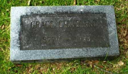 CLEVELAND, GRACE - Craighead County, Arkansas   GRACE CLEVELAND - Arkansas Gravestone Photos