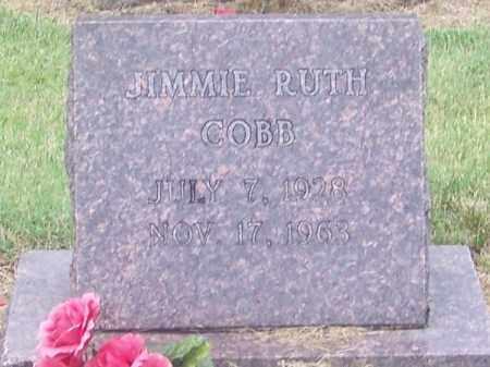 COBB, JIMMIE RUTH - Craighead County, Arkansas   JIMMIE RUTH COBB - Arkansas Gravestone Photos