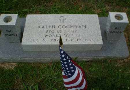 COCHRAN  (VETERAN WWII), RALPH - Craighead County, Arkansas   RALPH COCHRAN  (VETERAN WWII) - Arkansas Gravestone Photos
