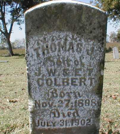 COLBERT, THOMAS   J. - Craighead County, Arkansas   THOMAS   J. COLBERT - Arkansas Gravestone Photos