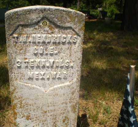 HENDRICKS (VETERAN MAW), T.H. - Craighead County, Arkansas   T.H. HENDRICKS (VETERAN MAW) - Arkansas Gravestone Photos