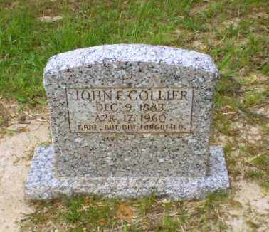 COLLIER, JOHN F. - Craighead County, Arkansas | JOHN F. COLLIER - Arkansas Gravestone Photos