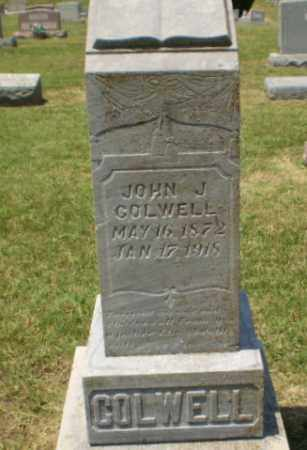 COLWELL, JOHN J - Craighead County, Arkansas   JOHN J COLWELL - Arkansas Gravestone Photos