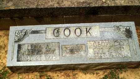 COOK, LENA A. - Craighead County, Arkansas | LENA A. COOK - Arkansas Gravestone Photos