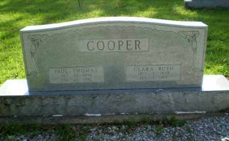 COOPER, PAUL THOMAS - Craighead County, Arkansas | PAUL THOMAS COOPER - Arkansas Gravestone Photos