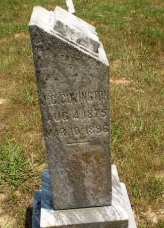COVINGTON, J.C. - Craighead County, Arkansas | J.C. COVINGTON - Arkansas Gravestone Photos