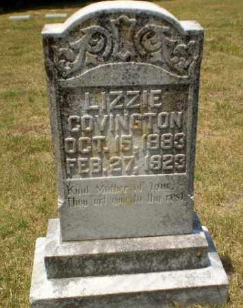 COVINGTON, LIZZIE - Craighead County, Arkansas | LIZZIE COVINGTON - Arkansas Gravestone Photos