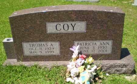 COY, THOMAS A - Craighead County, Arkansas   THOMAS A COY - Arkansas Gravestone Photos