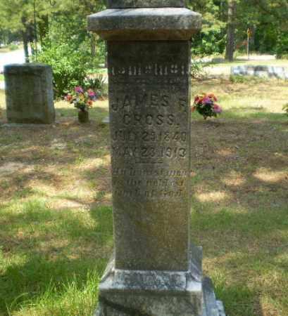 CROSS, JAMES F - Craighead County, Arkansas   JAMES F CROSS - Arkansas Gravestone Photos