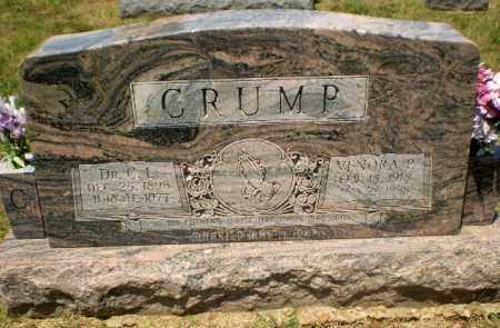 CRUMP, VENORA P - Craighead County, Arkansas | VENORA P CRUMP - Arkansas Gravestone Photos