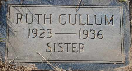 CULLUM, RUTH - Craighead County, Arkansas | RUTH CULLUM - Arkansas Gravestone Photos