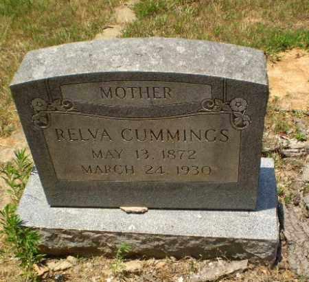 CUMMINGS, RELVA - Craighead County, Arkansas | RELVA CUMMINGS - Arkansas Gravestone Photos
