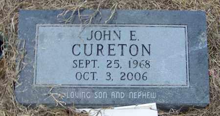 CURETON, JOHN E. - Craighead County, Arkansas | JOHN E. CURETON - Arkansas Gravestone Photos